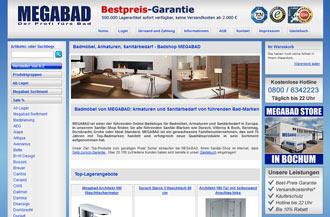 Megabad Bewertung und Erfahrungen von AUSGEZEICHNET.ORG