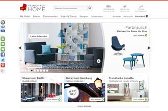 fashion for home bewertung und erfahrungen ausgezeichnet org branchentest 2013. Black Bedroom Furniture Sets. Home Design Ideas