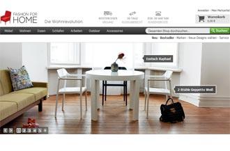 fashion for home bewertung und erfahrungen von ausgezeichnet org. Black Bedroom Furniture Sets. Home Design Ideas