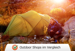 Outdoor Shops im Test