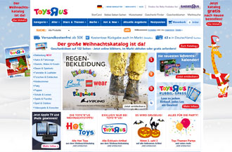 Screenshot von Toys'R'Us